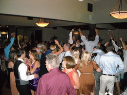 Orange County DJ  San Juan Hills Golf Club Crowd Dancing